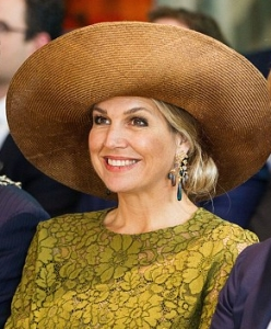 Queen Máxima, June 2, 2016 in Fabienne Delvigne | Royal Hats