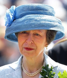 Princess Anne, June 9, 2016 | Royal Hats