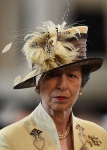 Princess Anne, June 10, 2016 | Royal Hats
