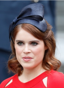 Princess Eugenie, June 10, 2016 in Sarah Cant | Royal Hats