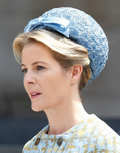 Viscountess Linley, June 10, 2010 in Rachel Trevor Morgan | Royal Hats