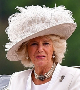 Duchess of Cornwall, June 11, 2016 in Philip Treacy | Royal Hats