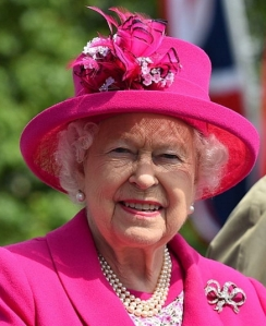 Queen Elizabeth, June 12, 2016 in Angela Kelly | Royal Hats