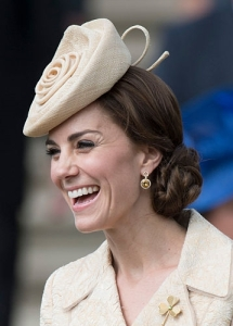 Duchess of Cambridge, June 14, 2016 in Lock and Co., | Royal Hats