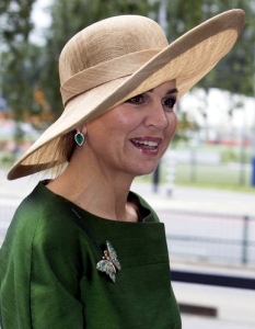 Queen Máxima, June 18, 2016 in Fabienne Delvigne | Royal Hats