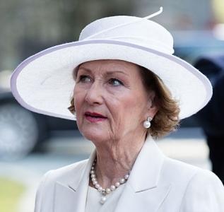 Queen Sonja, June 23, 2016 | Royal Hats