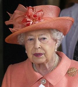 Queen Elizabeth, June 25, 2016 | Royal Hats