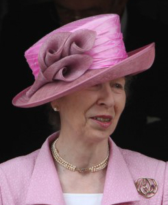 Princess Anne, June 25, 2016 | Royal Hats