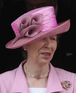 Princess Anne, June 25, 2016 | Royal Hats