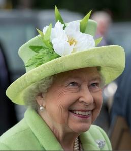 Queen Elizabeth, June 28, 2016 in Angela Kelly | Royal Hats