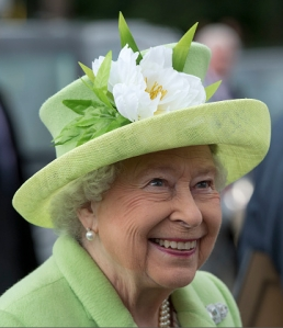 Queen Elizabeth, June 28, 2016 in Angela Kelly | Royal Hats