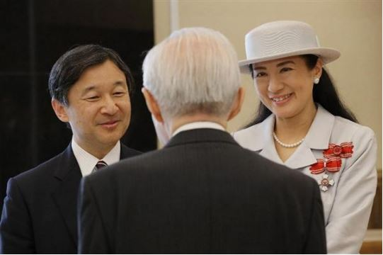 Crown Princess Masako, July 7, 2016 | Royal Hats