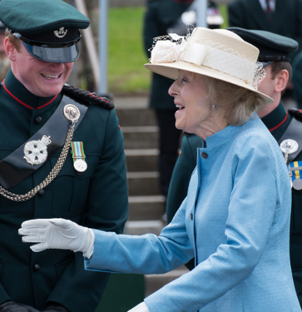 Princess Alexandra, July 13, 2016| Royal Hats