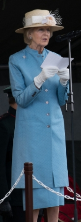 Princess Alexandra, July 13, 2016  Royal Hats