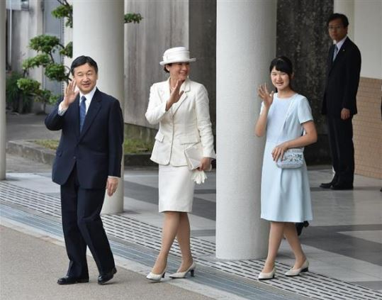 Crown Princess Masako, July 20, 2016 | Royal Hats