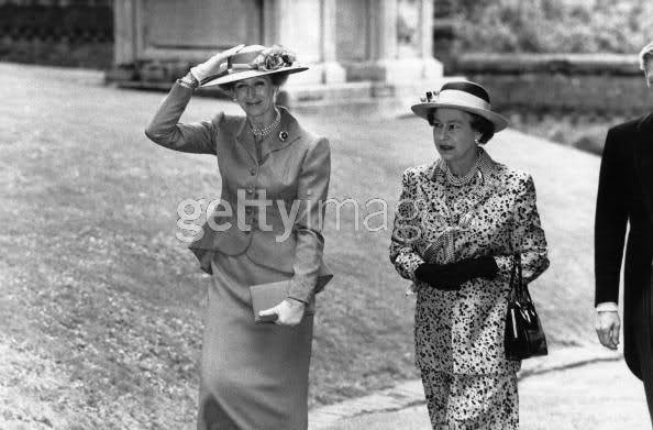 Princess Alexandra, July 30, 1988 | Royal Hats