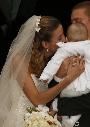 Prince Louis and Tessy Antony, September 29, 2006   Royal Hats