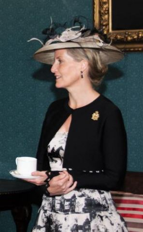 Countess of Wessex, June 29, 2016 | Royal Hats