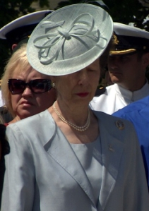 Princess Anne, July 1, 2016 | Royal Hats