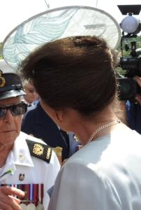 Princess Anne, July 1, 2016 | Royal Hats