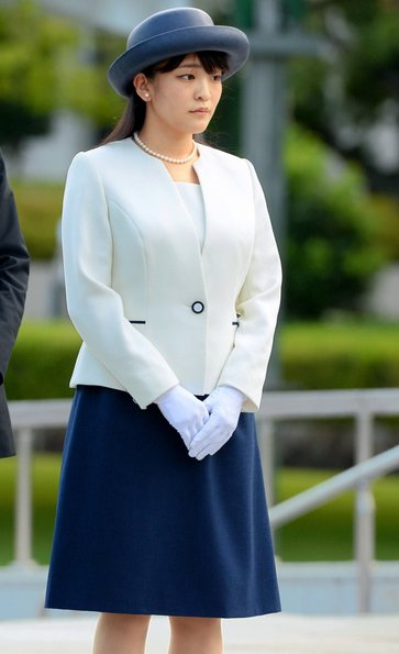 Princess Mako, July 29, 2016 | Royal Hats
