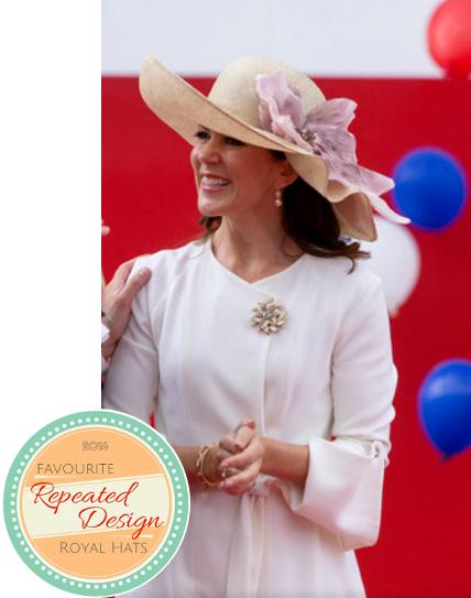 Crown Princess Mary, June 2016 in Susanne Juul | Royal Hats