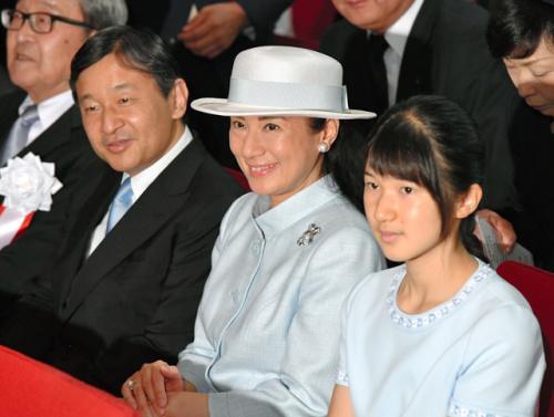 Crown Princess Masako, August 1, 2016 | Royal Hats