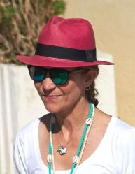 Infanta Elena, Aug 6, 2016 | Royal Hats