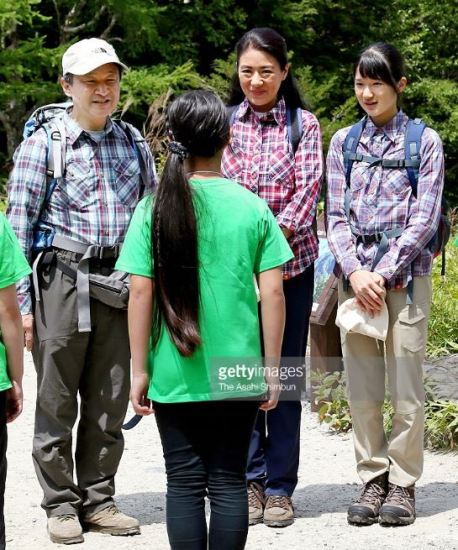Crown Prince Naruhito, August 11, 2016 | Royal Hats