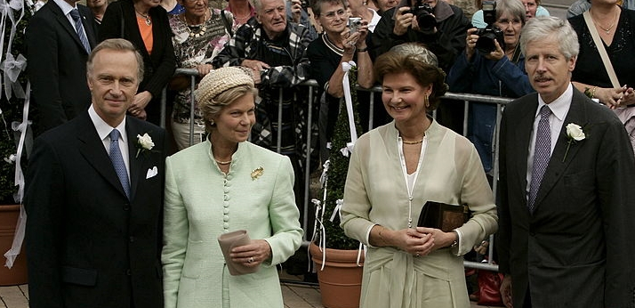 Archduchess Marie Astrid and Princess Margaretha, September 29, 2006 | Royal Hats