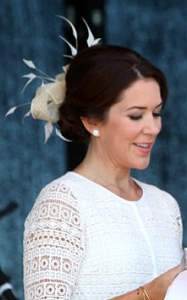 Crown Princess Mary, August 27, 2016  | Royal Hats