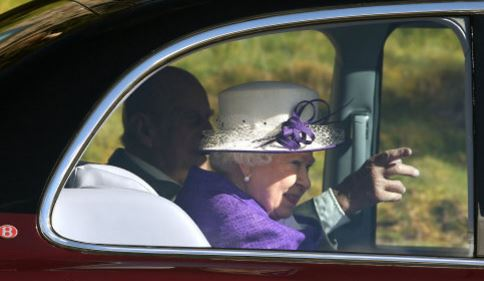 Queen Elizabeth, Sep 4, 2016 | Royal Hats