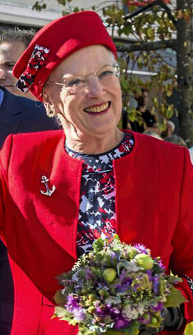 Queen Margrethe, September 5, 2016 | Royal Hats