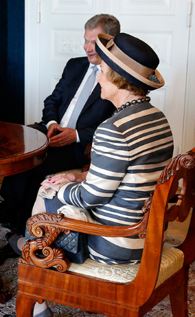Queen Sonja, September 6, 2016 | Royal Hats