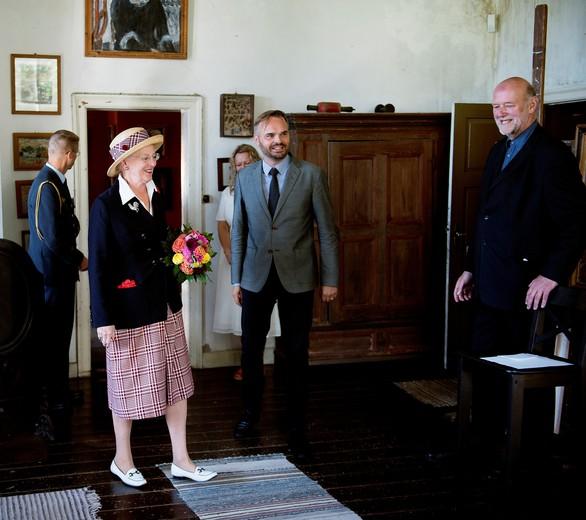 Queen Margrethe, September 6, 2016 | Royal Hats