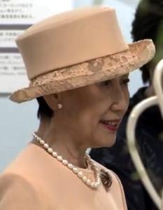 Princess Hanako, September 8, 2016 | Royal Hats