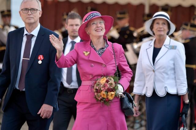 Queen Margrethe, September 8, 2016 | Royal Hats