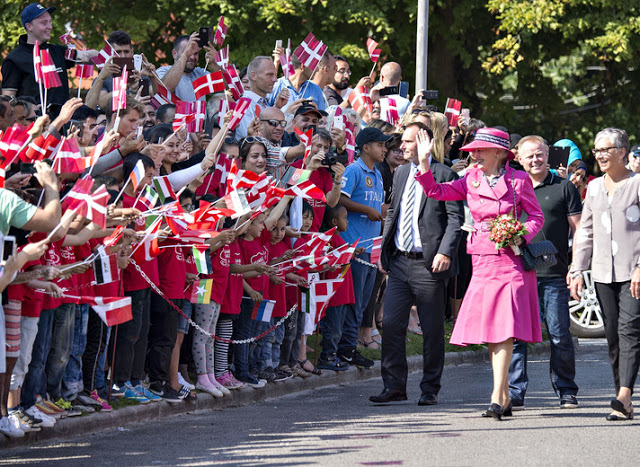 Queen Margrethe, September 8, 2016 | Royal Hats