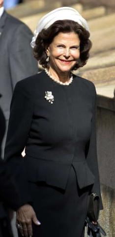 Queen Silvia, September 13, 2016 | Royal Hats
