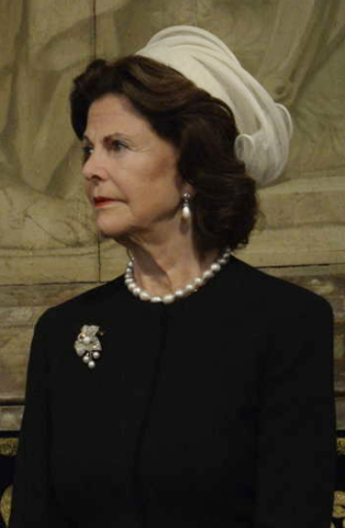 Queen Silvia, September 13, 2016 | Royal Hats
