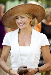 Queen Máxima, Sep 14, 2016 in Fabienne Delvigne | Royal Hats