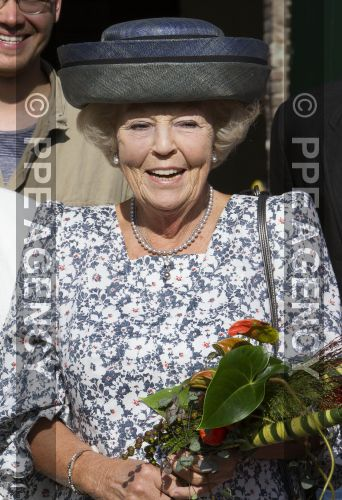 Princes Beatrix, Sep 21, 2016 | Royal Hats