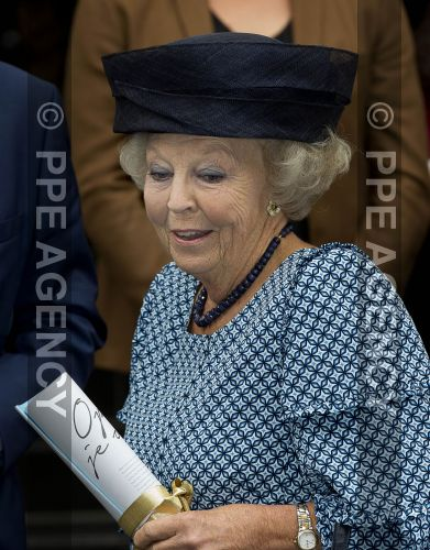 Princes Beatrix, Sep 22, 2016 | Royal Hats