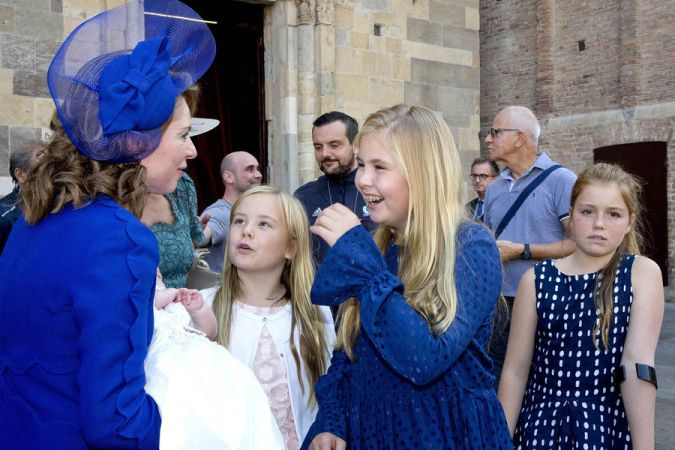 Princess Annemarie, Sep 25, 2016 | Royal Hats