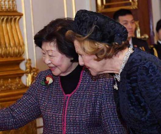 Queen Sonja, Oct 10, 2016 | Royal Hats