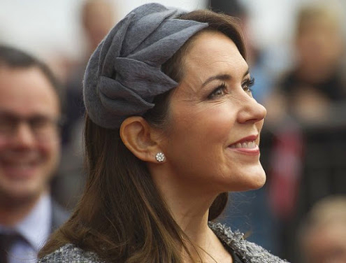 Crown Princess Mary, Oct 25, 2016 | Royal Hats
