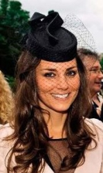 Kate Middleton, May 17, 2008, in Jane Corbett | Royal Hats