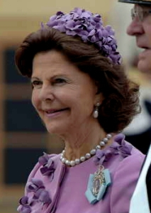 Queen Silvia, September 9, 2016 | Royal Hats