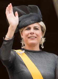 Princess Laurentien, Sep 20, 2016 in Eudia | Royal Hats