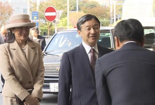 Crown Princess Masako, November 7, 2016 | Royal Hats